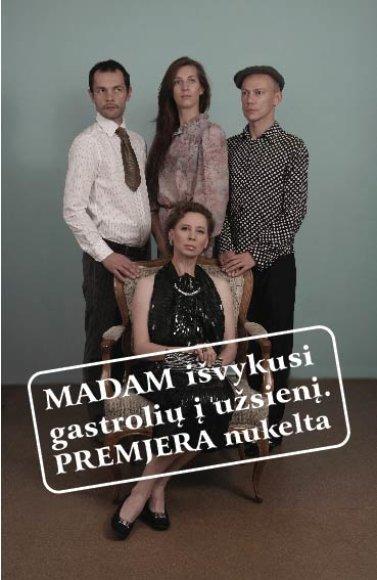 Naujasis Gyčio Ivanausko teatro sezonas