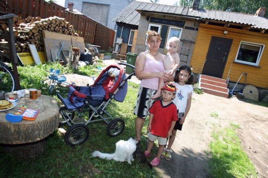 E.Mikulionienė bijo, kad išsipirkusi mažytį būstą paklius į spąstus.