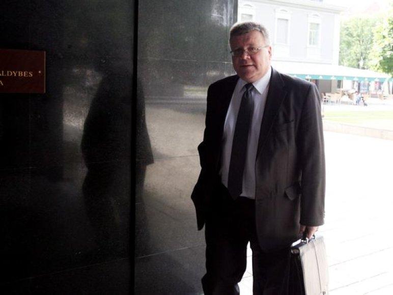 KKL direktoriumi išrinktas G.Abeciūnas.