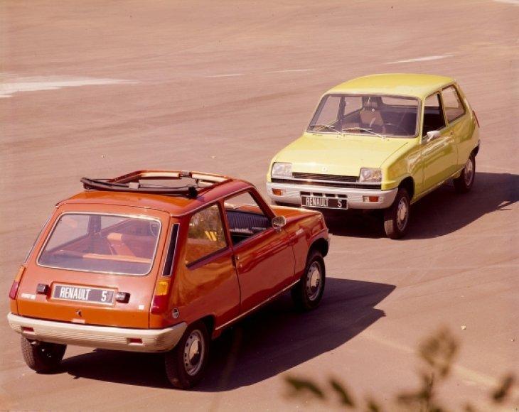 """Renault 5"""