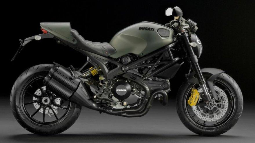 """""""Diesel Ducati"""""""
