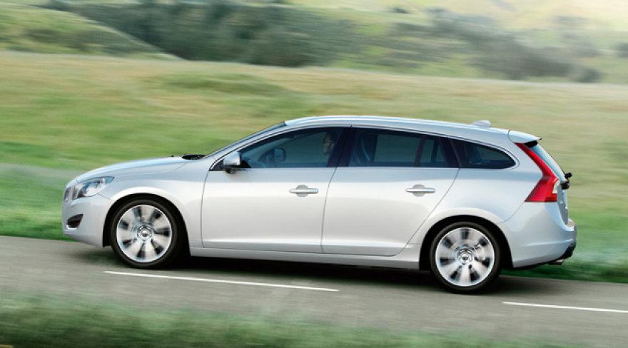 """2012 metų """"Volvo V60"""""""
