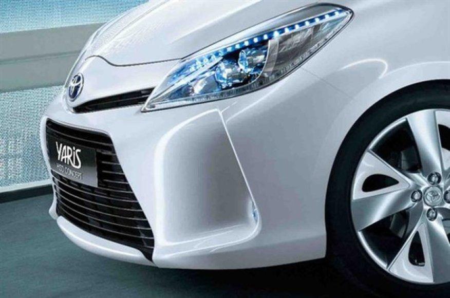 """2012 metų """"Toyota Yaris"""""""