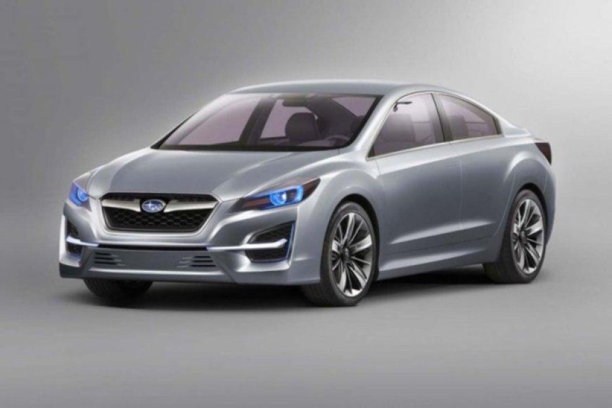 """2012 metų """"Subaru Impreza"""""""