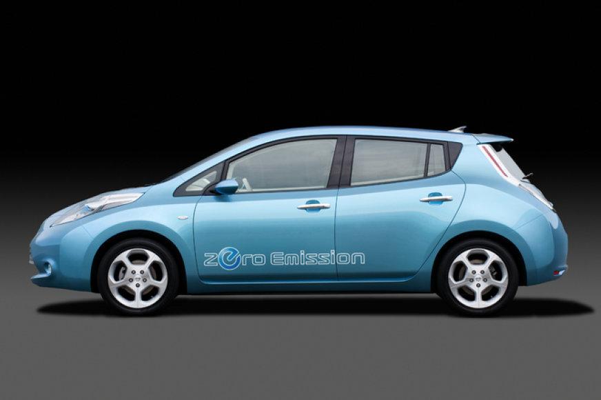 """Nissan Leaf"""