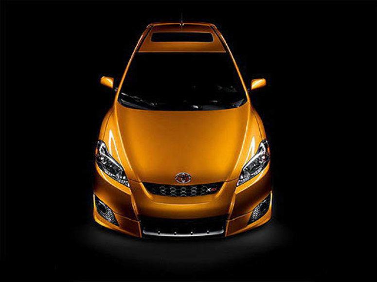 """Toyota Matrix"""