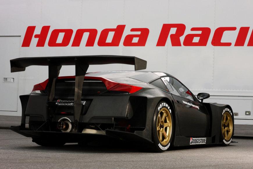 """Honda HSV-010"""