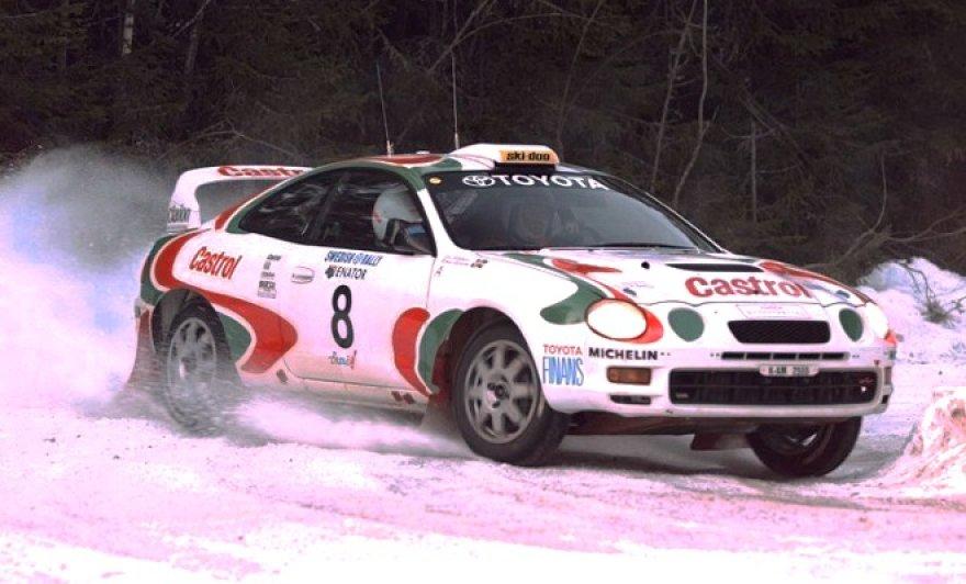 """Toyota Celica ST205 WRC"""