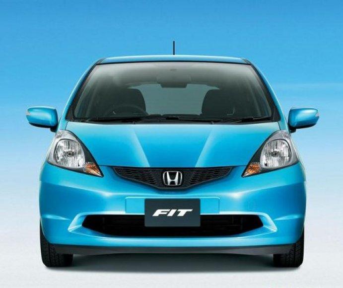 """""""Honda Fit"""""""