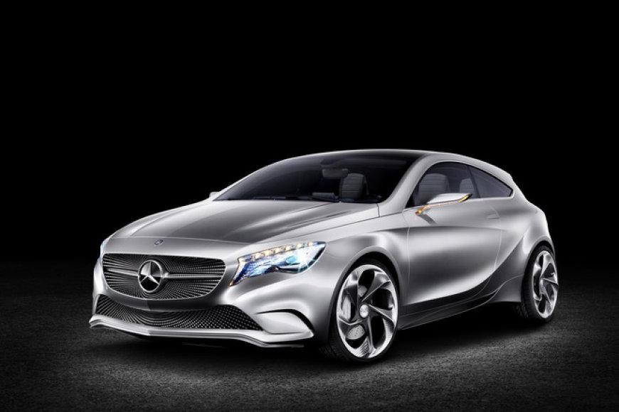 """Mercedes-Benz A"" klasės koncepcinis modelis"