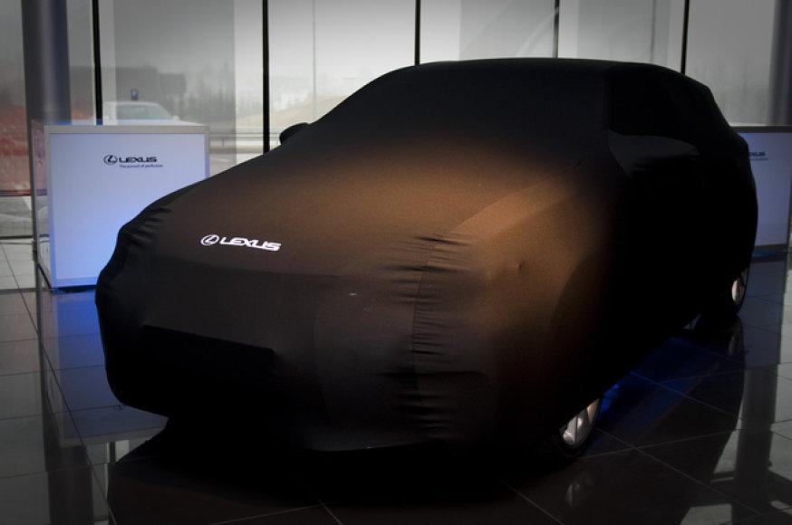 """""""Lexus CT200h"""" pristatymas Lietuvoje"""