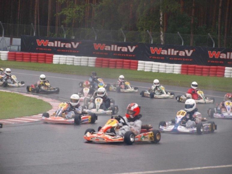 BMW FMINI varžybos Lenkijoje