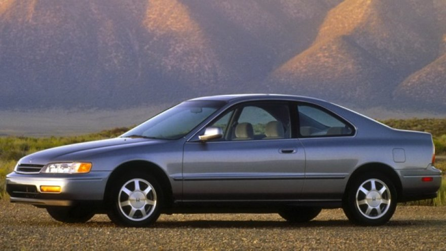 "Nr. 1: ""Honda Accord"", 1995 m."