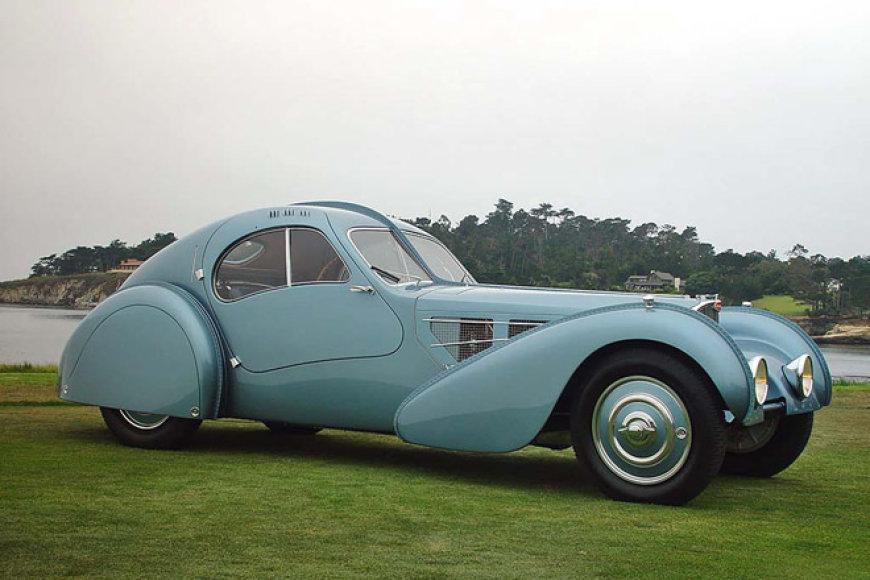 """1936-ųjų """"Bugatti Type 57SC Atlantic"""""""