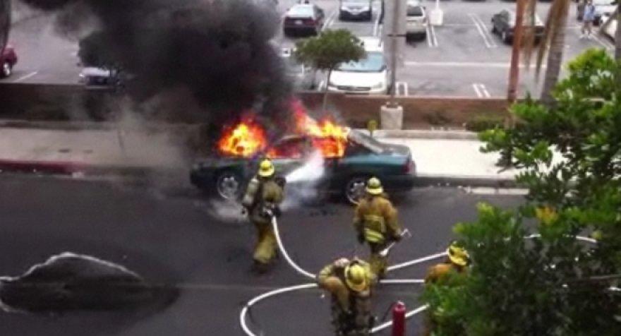 Bebaimis gaisrininkas