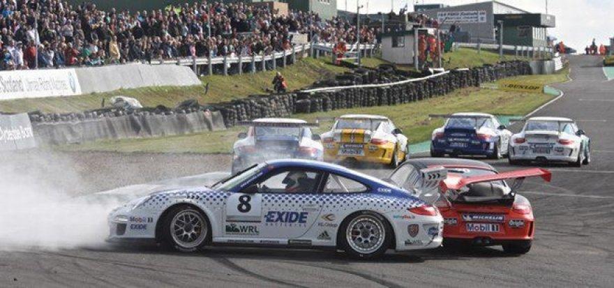 """""""Carrera GB Knokhill"""" lenktynės"""