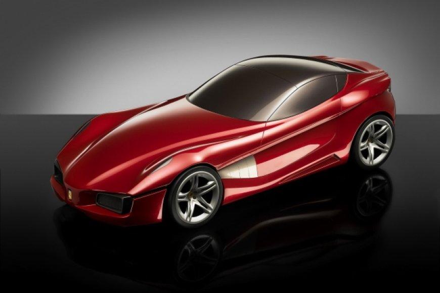 """Ferrari"" koncepto vizija"