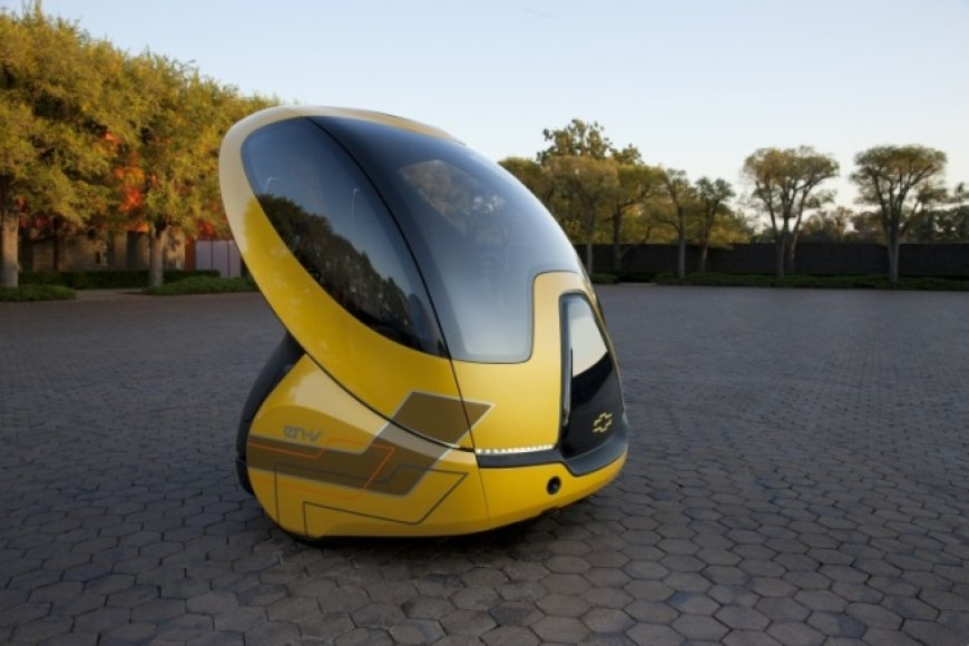 """Electric Networked-Vehicle – EN-V"""