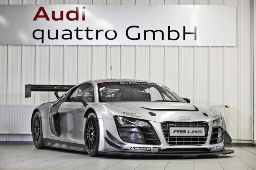 """""""Audi R8 LMS"""""""