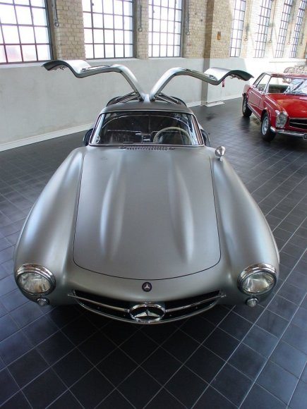 """Mercedes-Benz 300SL"""