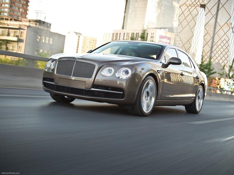 """5. """"Bentley Flying Spur"""""""
