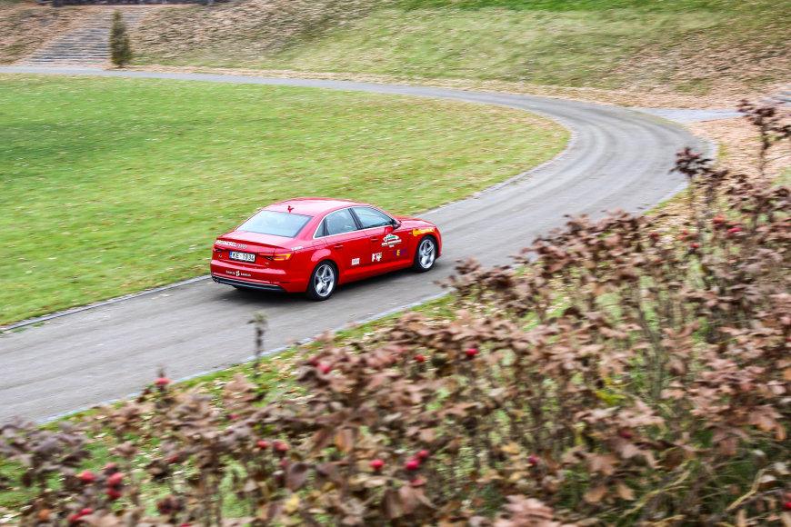 "Egidijaus Babelio nuotr./""Audi A4"""