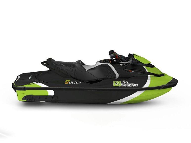 """ES Motorsport"" vandens motociklas"