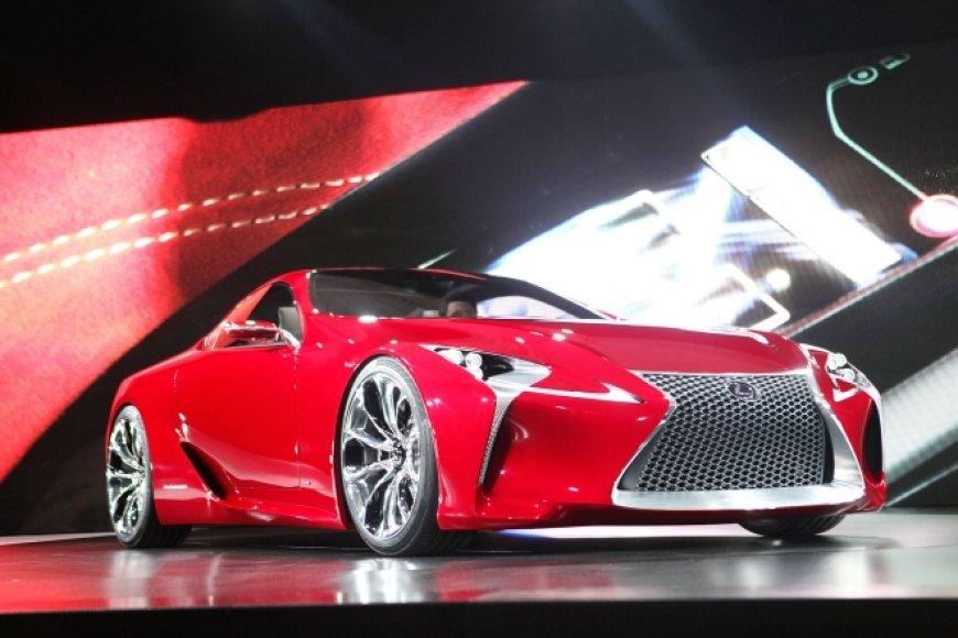 """Lexus LF-LC"""