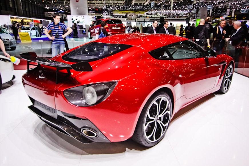 """""""Aston Martin V12 Zagato"""""""