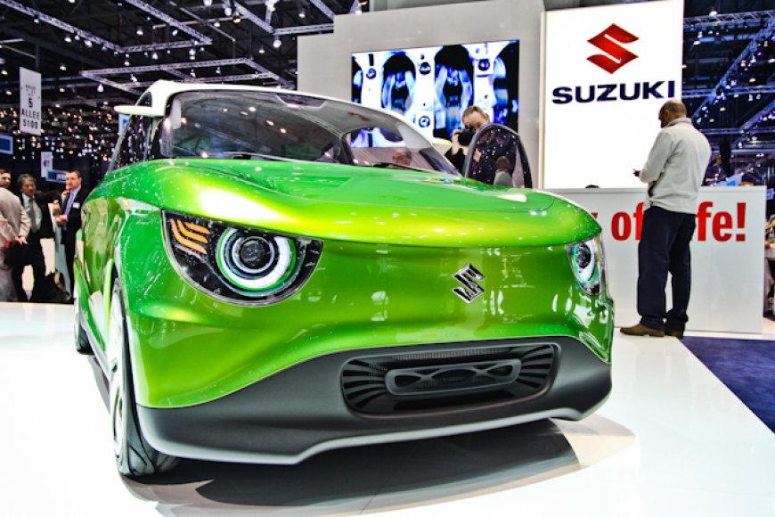 """""""Suzuki Regina"""" konceptas"""