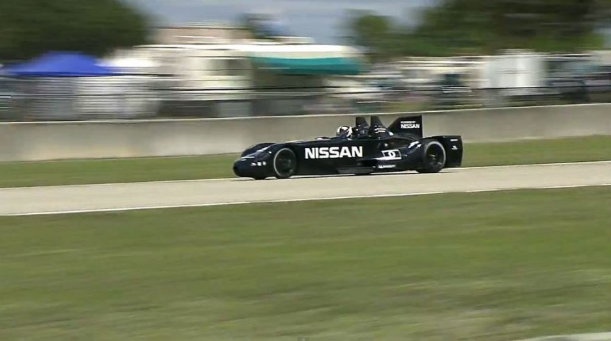 """Nissan DeltaWing"""