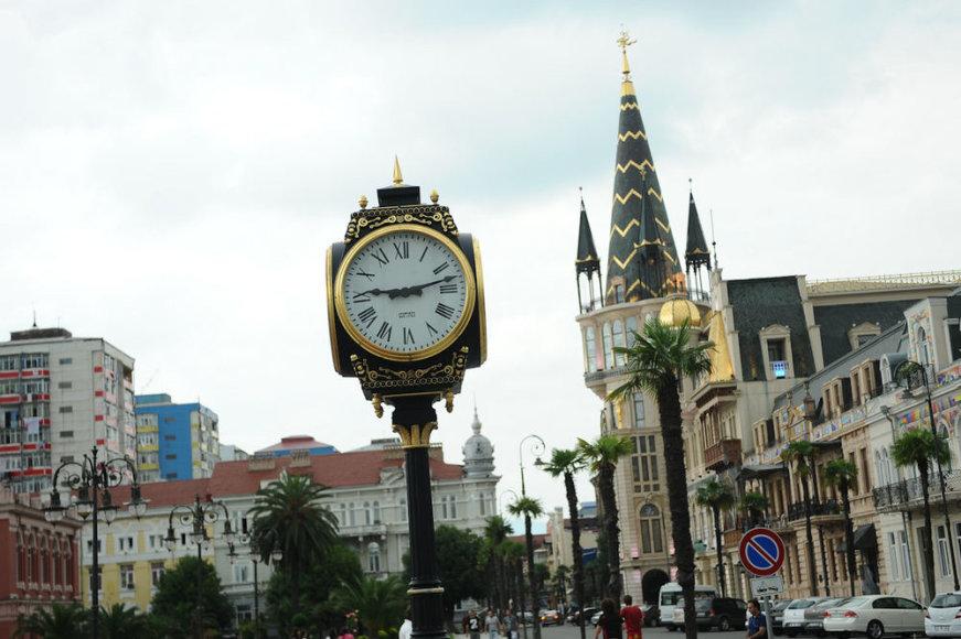 Kelionė į Gruziją: Batumis