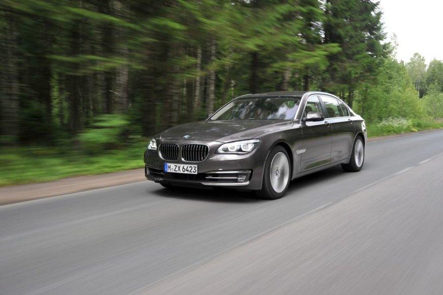 7 serijos BMW
