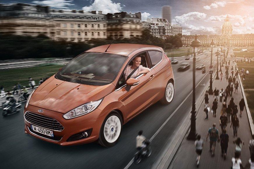 """Ford Fiesta"""