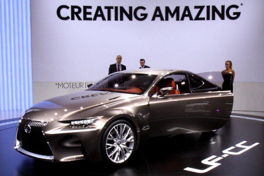 """Lexus LF-CC"""