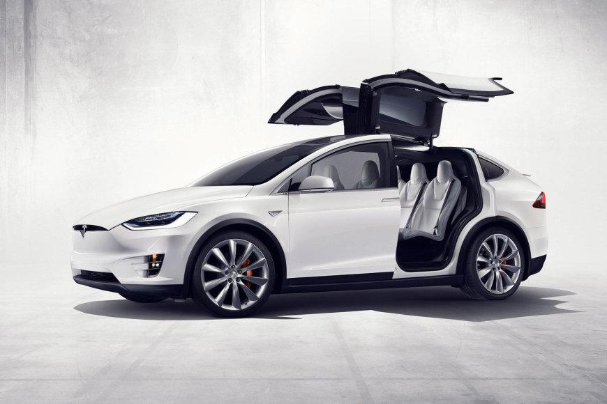 """""""Tesla Model X"""""""