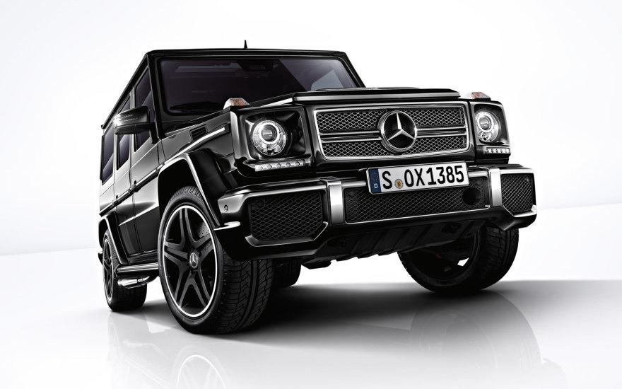 """Mercedes-Benz G65 AMG"""