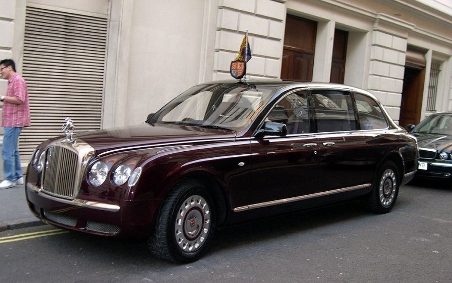 """Bentley State Limousine"""