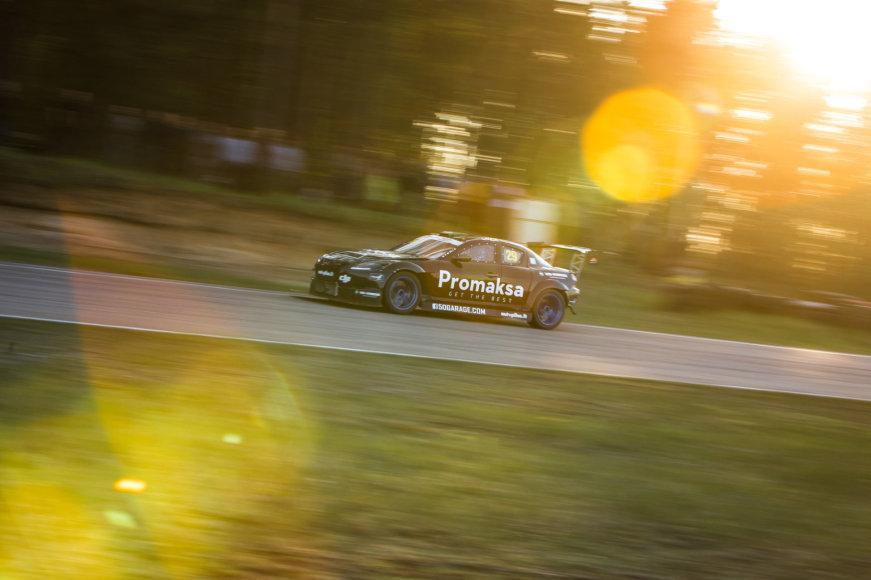 "Edgaro Buiko nuotr./""Mazda RX-8"""