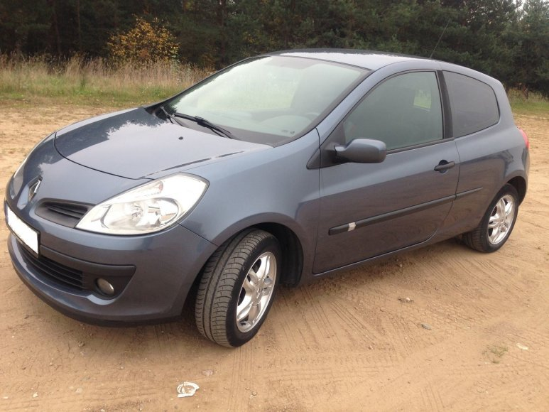 """""""Renault Clio"""" (2005 m.)"""