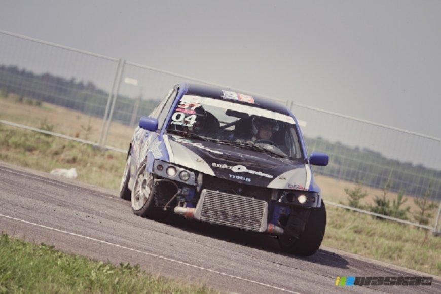 """Vytas Bilinskas, """"Mitsubishi Lancer Evo VIII"""""""