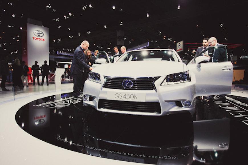 """""""Lexus GS"""""""