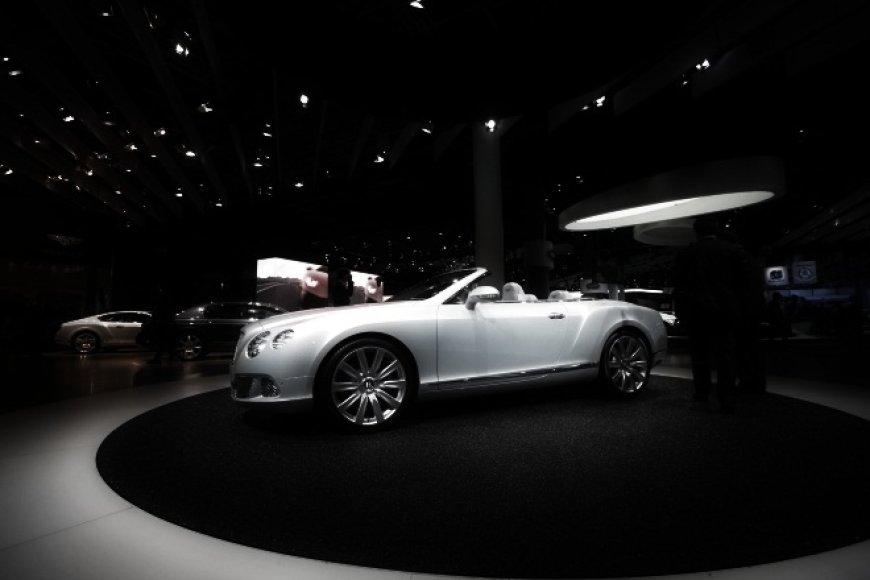 """Bentley Continental GTC"""