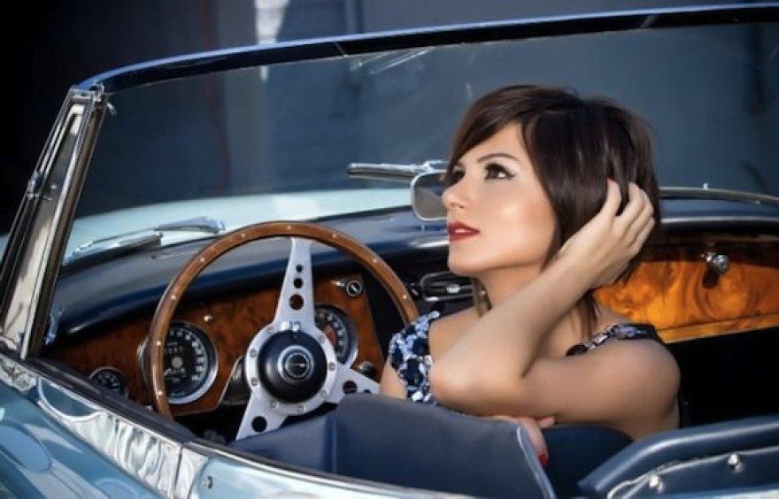 """Emmy – Armėnijos atstovė """"Eurovizijoje"""""""