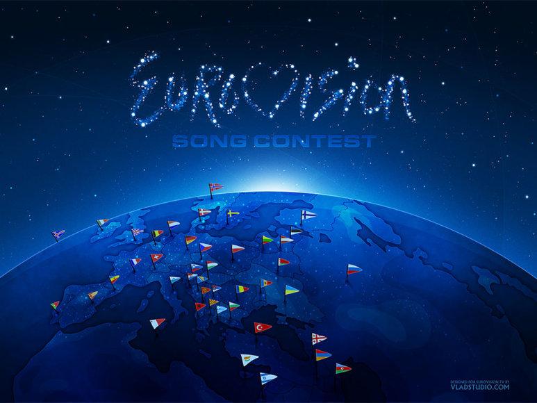 """Šių metų """"Eurovizijos"""" konkursas rengiamas Azerbaidžane"""