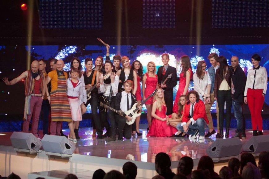 """Antrosios nacionalinės """"Eurovizijos"""" atrankos laidos dalyviai"""