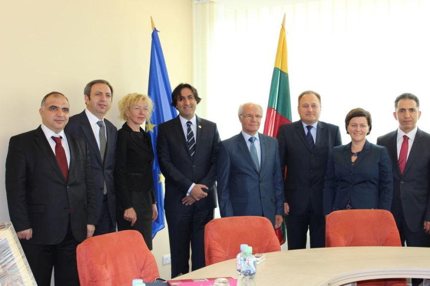Turkijos teisininkai pasveikino Lietuvos teismus perėjus prie elektroninės bylos