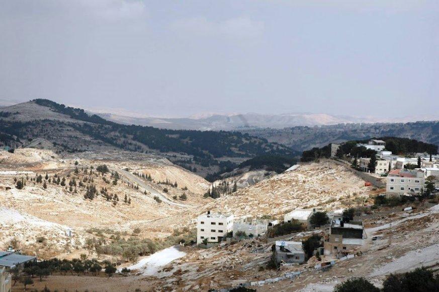 Gabrielės Tervidytės nuotr./Palestina