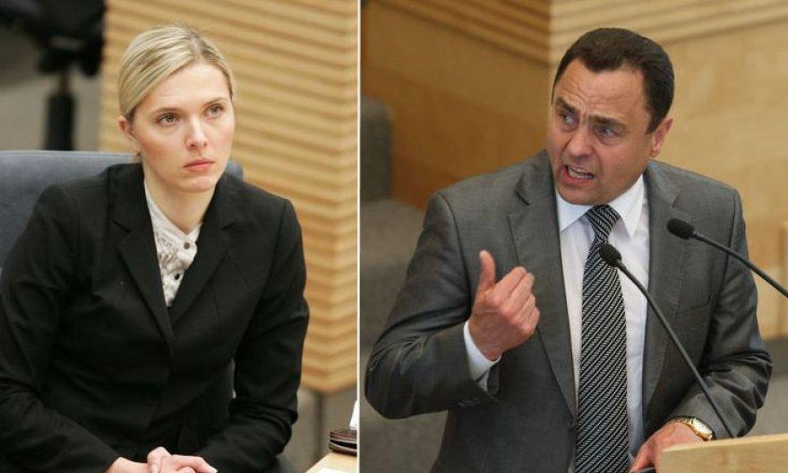 A.Bilotaitė ir P.Gražulis