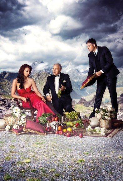 TV3 serialo Vyno kelias herojai